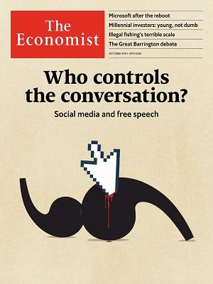 The Economist Magazine 30th October 2020