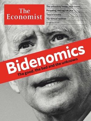 The Economist Magazine 9th October 2020