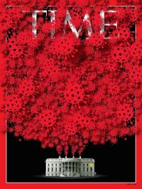 Time Magazine 19th October 2020