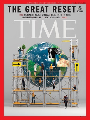 Time Magazine 2nd November 2020