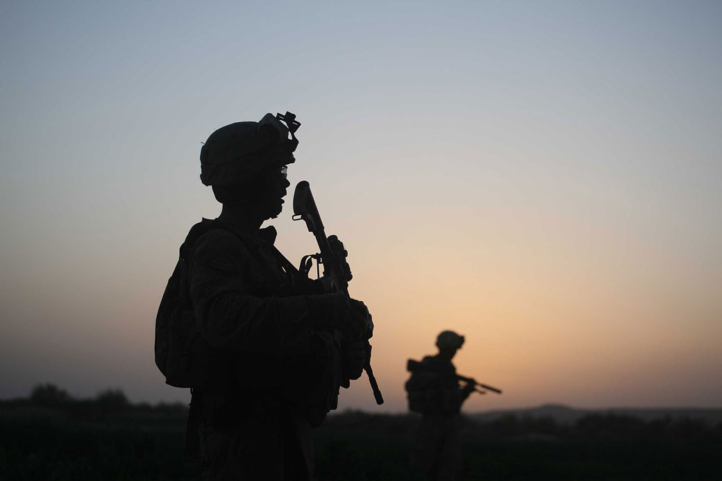 No change in Afghan policy