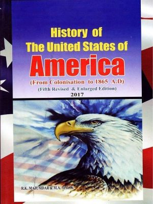 History of The United States of America By Majumdar