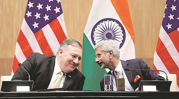 US-India Embrace | Editorial