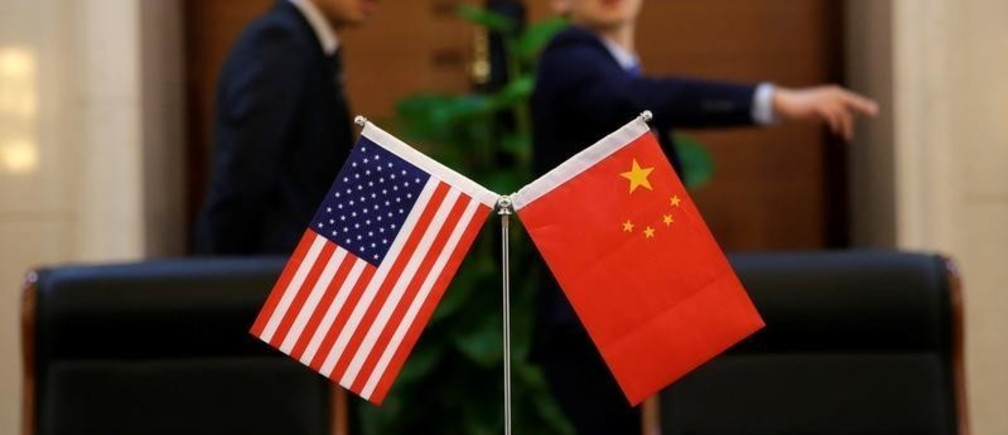 On Strategic Competition Between China, & US By Maham S Gillani