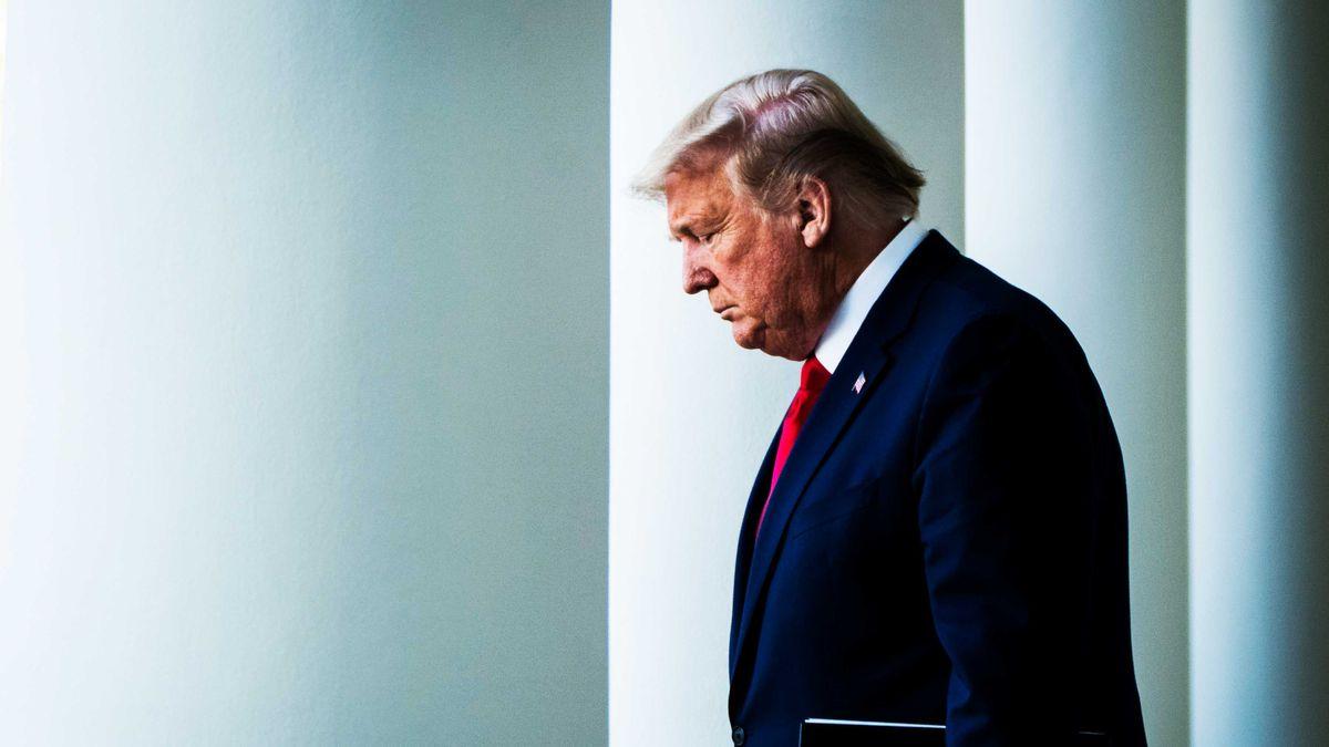 Trump's Failure By Mahrukh A Mughal