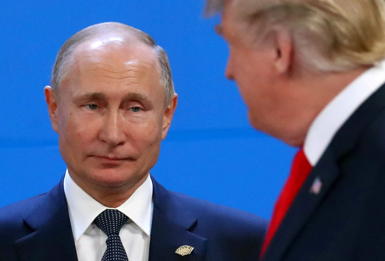 Relationship Maintenance With Russia Should Be the Next President's Priority By Daniel R. DePetris