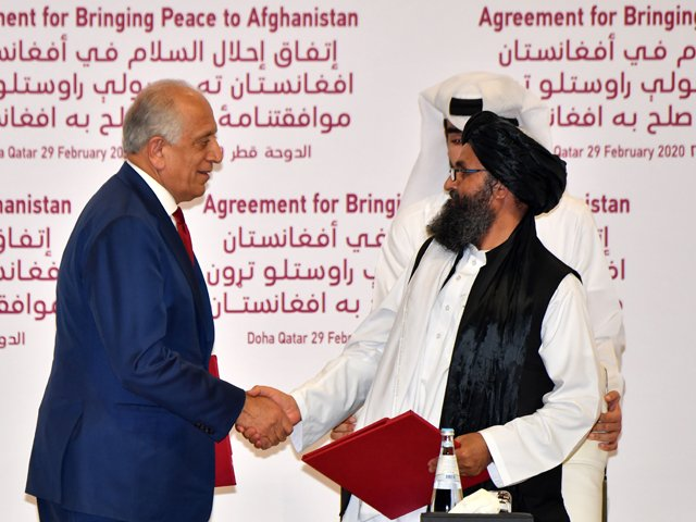 Afghanistan After Doha Deal By Shahid Javed Burki