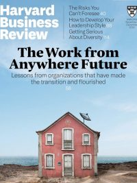 Harvard Business Review Nov-Dec 2020