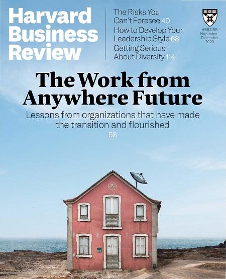 Harvard Business Review Nov-Dec 2020