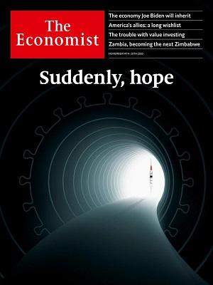 The Economist Magazine 20th November 2020