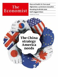 The Economist Magazine 27th November 2020