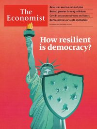 The Economist Magazine 4th December 2020