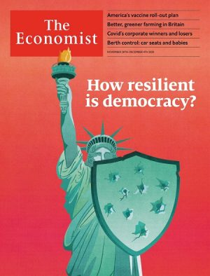 The Economist Magazine 4th December 2020