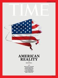 Time Magazine 16th November 2020