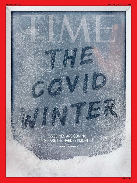 Time Magazine 30th November 2020 Double Issue