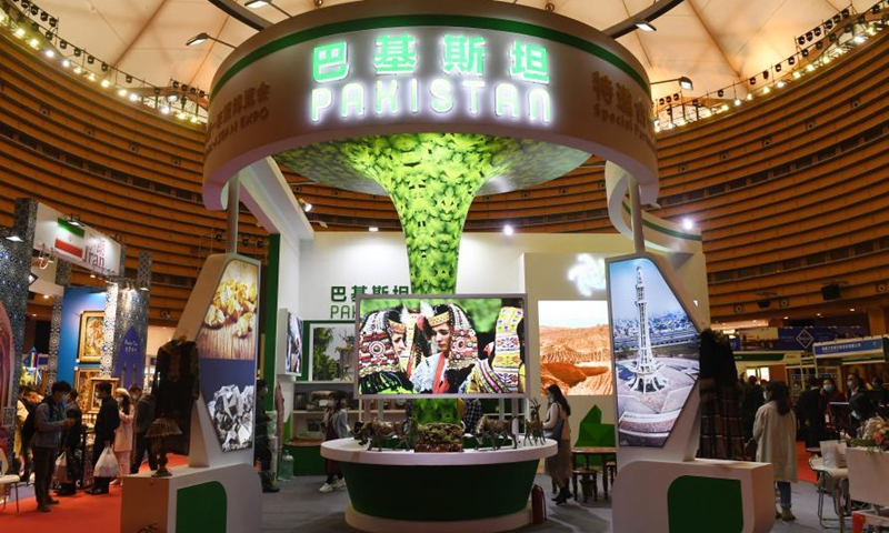 Pakistan's Maiden Appearance at 17th China-ASEAN Expo By Sultan M Hali