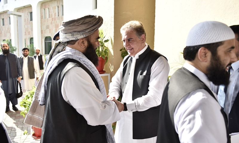 Afghan Taliban Visit | Editorial
