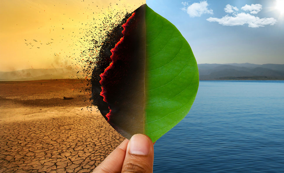 Contemporary Climate Change By Dr Sahar Fazal
