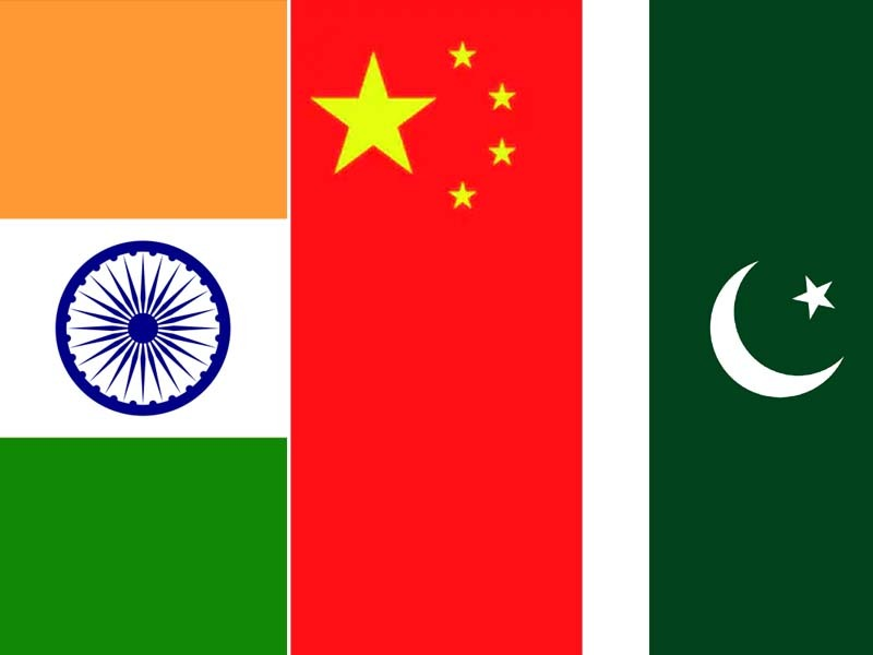 Pakistan, India, China Tensions Spike in 2020