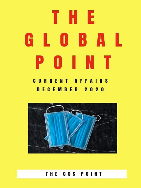 Monthly Global Point Current Affairs December 2020