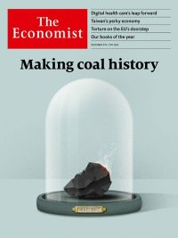 The Economist Magazine 11th December 2020