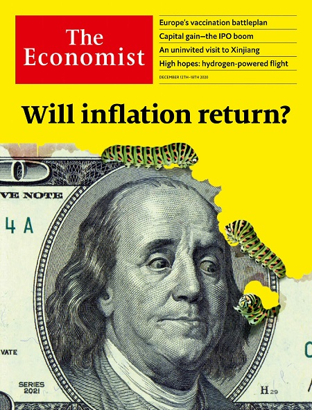 The Economist Magazine 18th December 2020