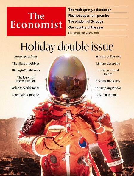 The Economist Magazine 1st January 2021