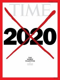Time Magazine 14th December 2020