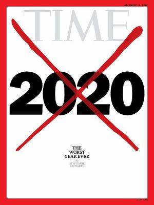 Time Magazine 14th December 2020