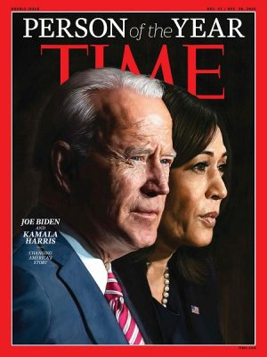 Time Magazine 21st December 2020 Double Issue