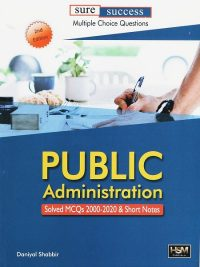 Public Administration Solved MCQs & Short Notes By Daniyal Shabbir HSM