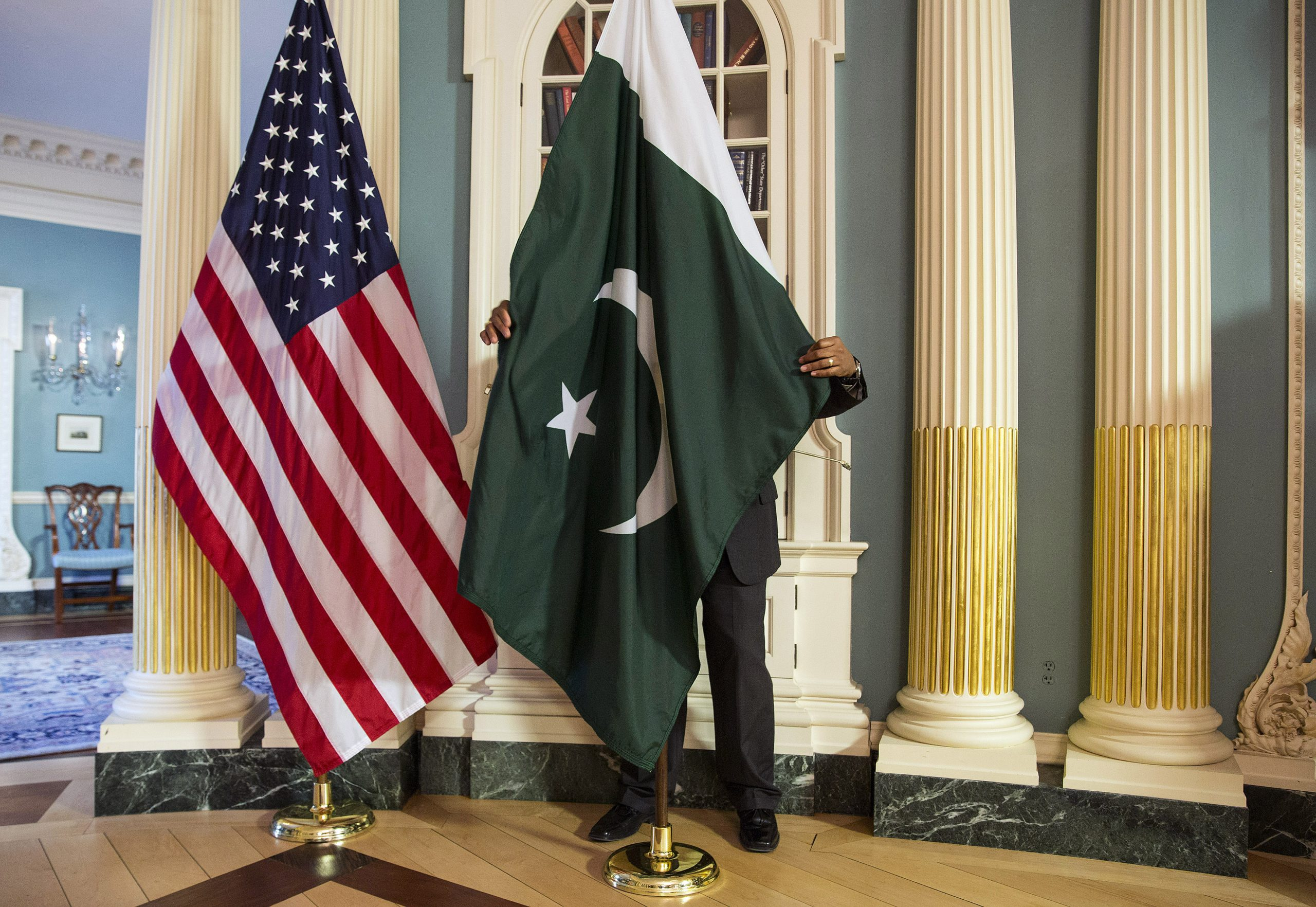 Time to Rethink US-Pakistan Relations By Syed Mohammad Ali