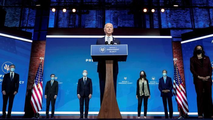 Biden's Foreign Policy Constraints By Akbar Jan Marwat