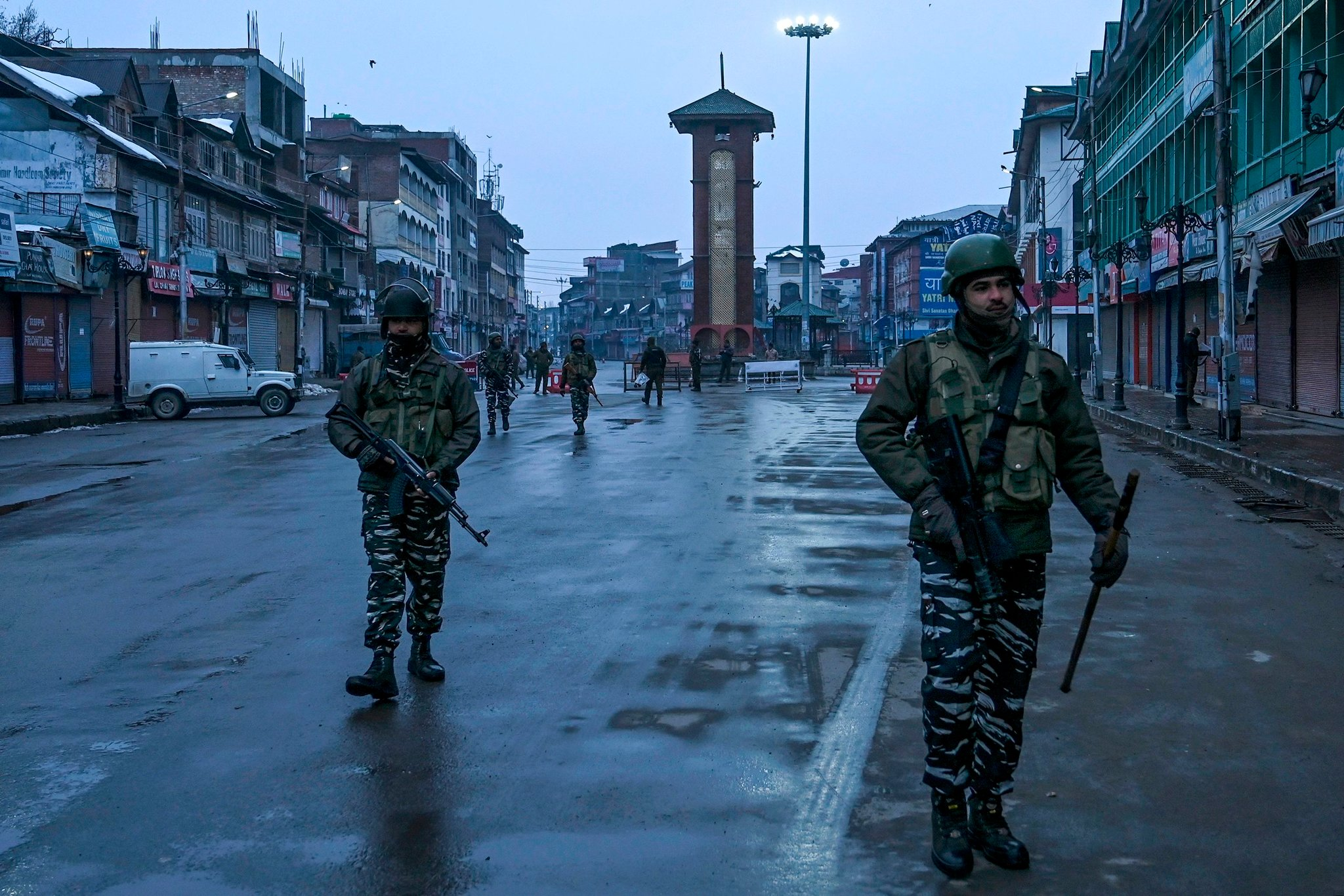 Kashmir — All Talk no Action | Editorial