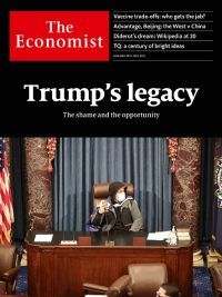 The Economist Magazine 15th January 2021