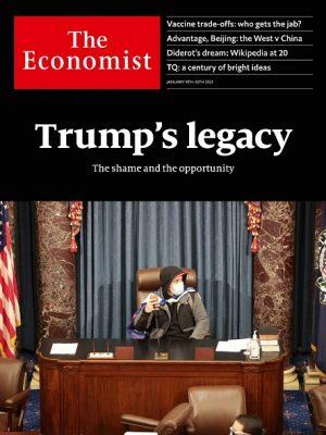 The Economist Magazine 15th January 2021