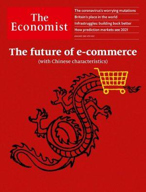 The Economist Magazine 8th January 2021