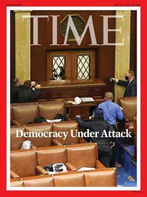 Time Magazine 18th January 2021 Double Issue