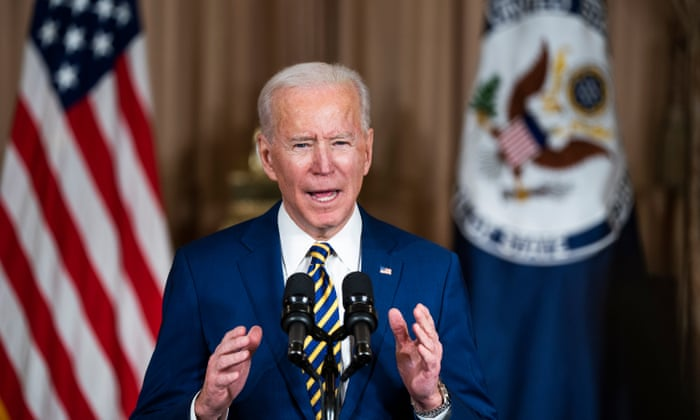 Biden doctrine — America is Back By Rashid A Mughal