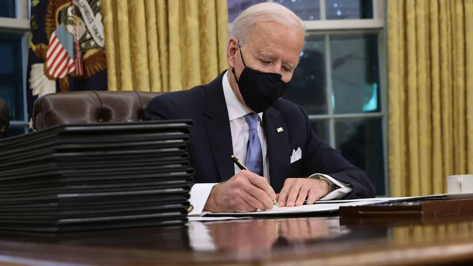Biden Resets US's Global Compass By Muhammad Usman