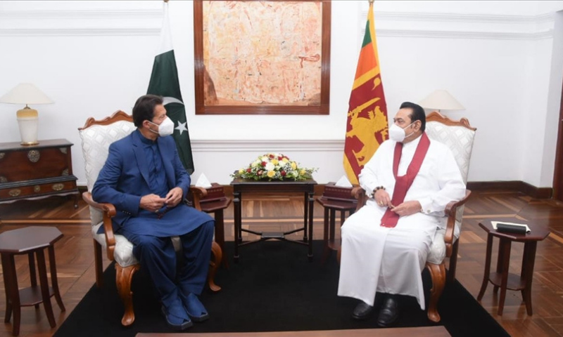 Khan's State Visit to Sri Lanka | Editorial