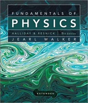 Fundamentals of Physics By Jearl Walkers