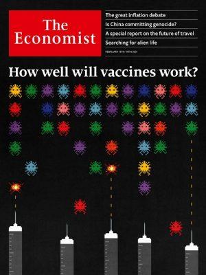 The Economist Magazine 19th February 2021