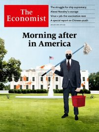 The Economist Magazine 29th January 2021