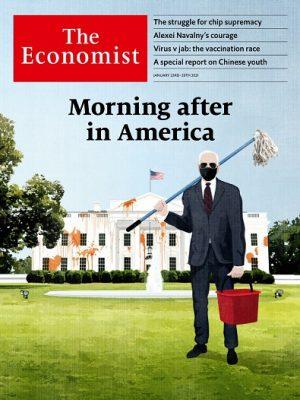 The Economist Magazine 29th January 2021
