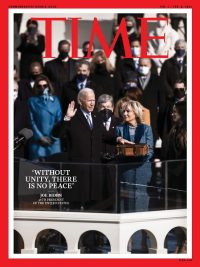 Time Magazine 8th February 2021 Double Issue