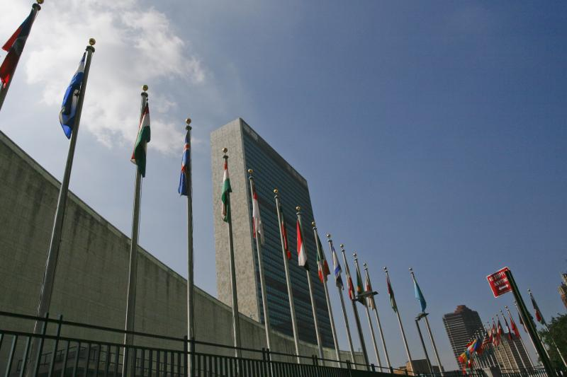 The World Still Needs the UN By Suzanne Nossel