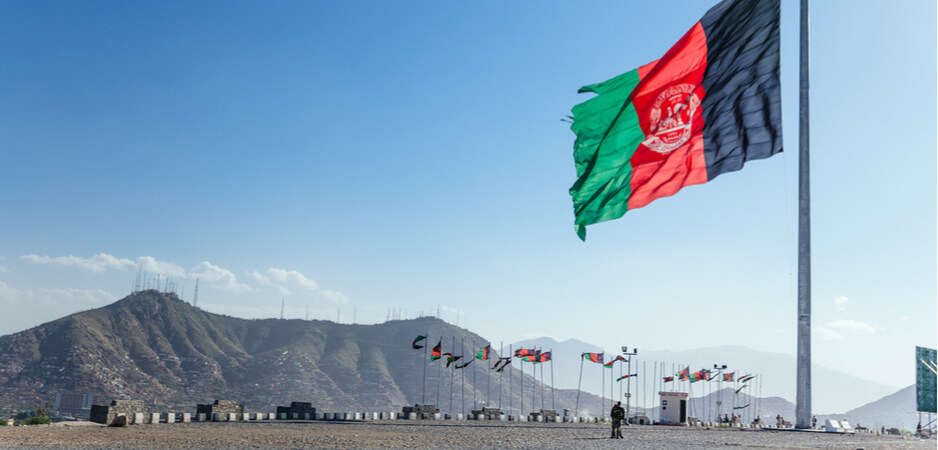 Afghan's Case For Peace   Editorial