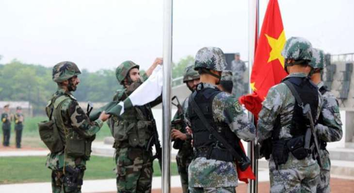 SCO Military Drills | Editorial
