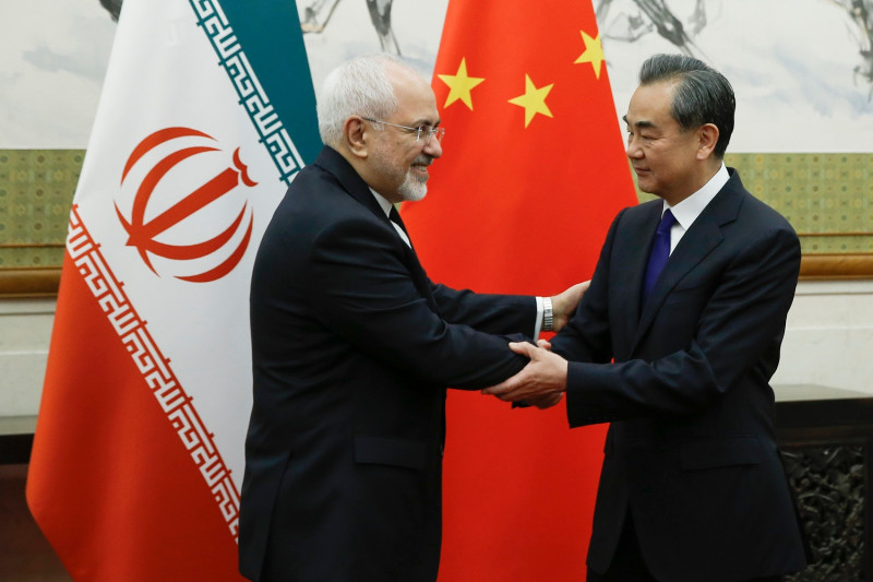 From Phantasm to Reality: The China-Iran Deal By Arhama Siddiqa